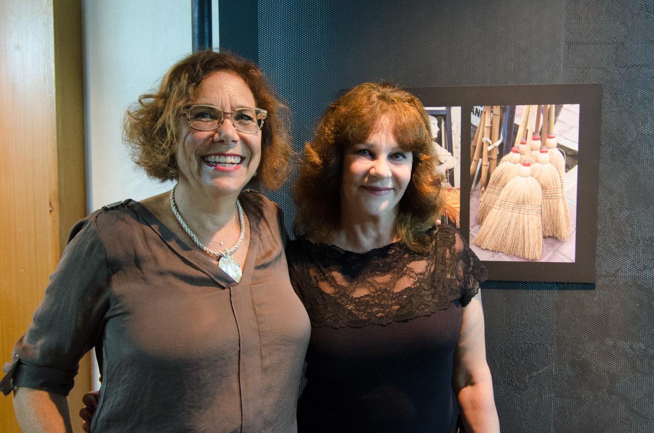 Sandra Genro e Eliane Heuser