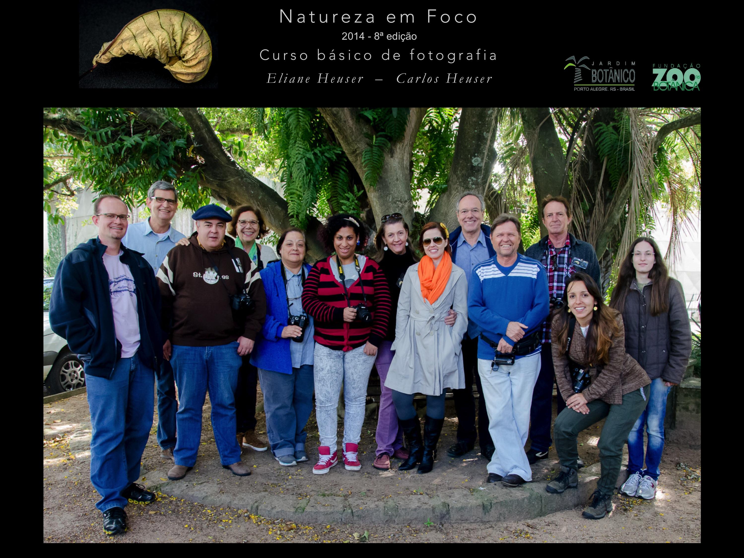 natureza em foco 8ª grupo